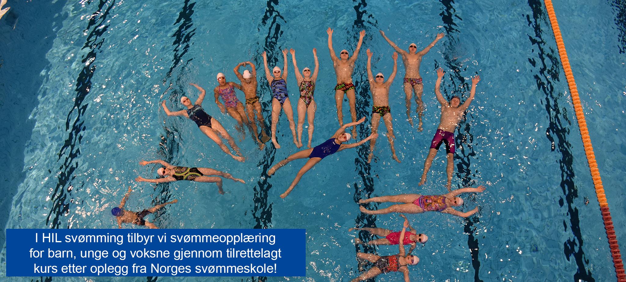 Slider 10 – Svømming