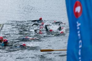 Historiens første H3 Hamar Open Water er gjennomført