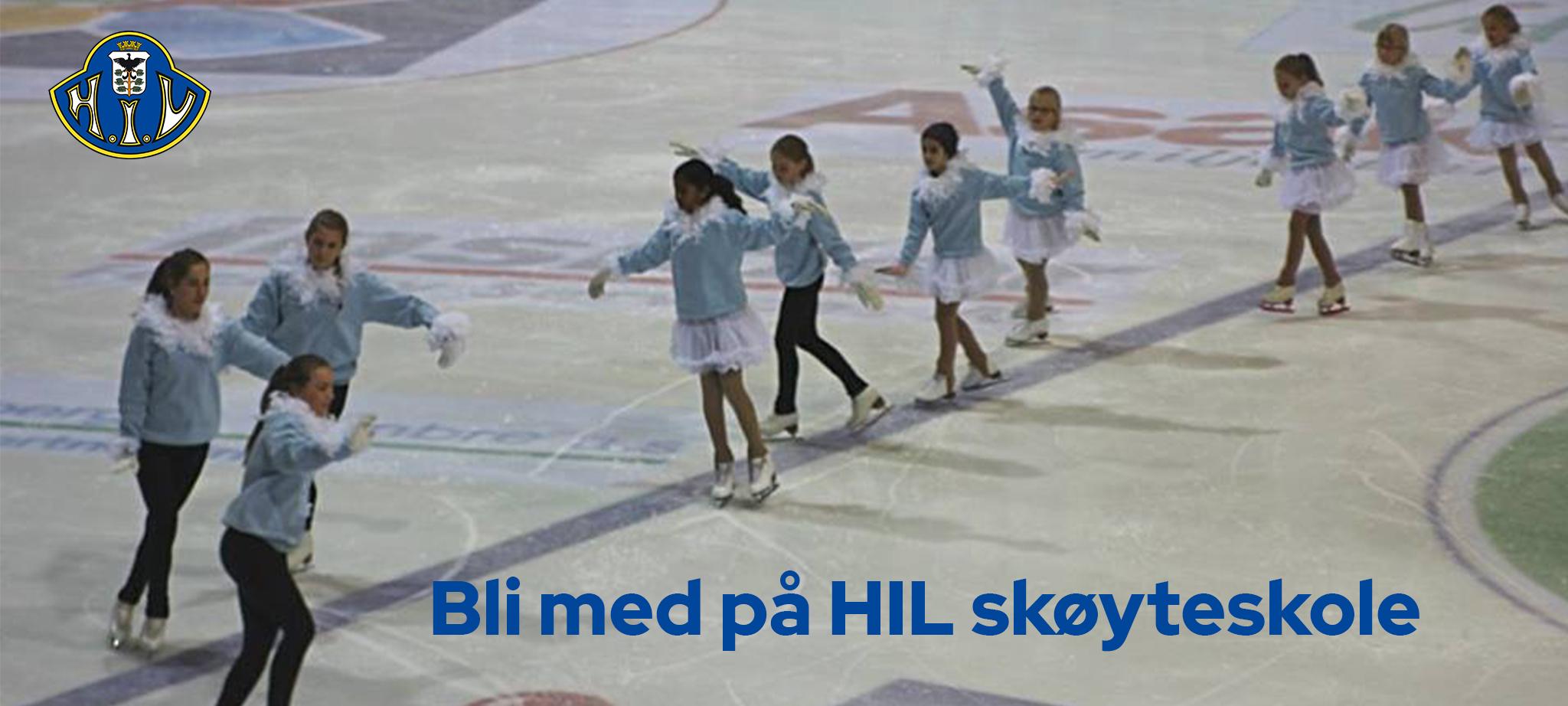 Skøyteskole og kunstløpkurs 2021